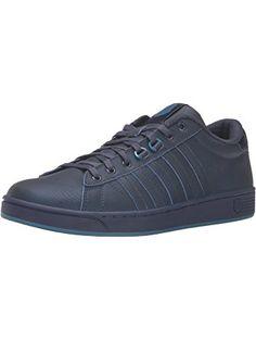 K-Swiss Men's Hoke Radiant CMF Fashion Sneaker, Eclipse/Saxony Blue, 8.5 M US ❤ K-SWISS, inc.