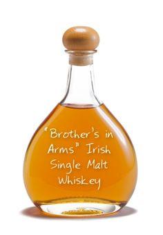 """Brothers in Arms"" Irish Single Malt Whiskey"