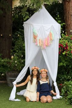 Boho Garden Party Birthday Party Ideas | Photo 1 of 20 | Catch My Party