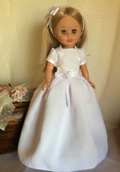 vestidos de comunion para nancy