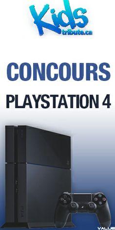 Gagnez un Playstation 4 Playstation, 31 Mars, Site Web, Kids, Pageants, Business, Young Children, Children, Kid