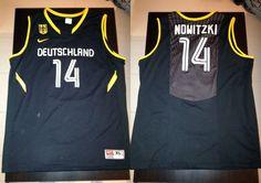 Dirk Nowitzki - Selección Nacional Alemania