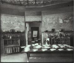 Loie fuller theatre at the universal exhibition 1900 - Maison de l art nouveau ...