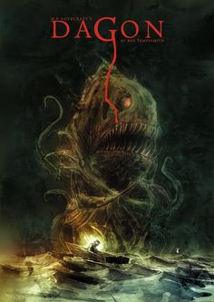 Got mine today! Gorgeous DAGON by Ben Templesmith