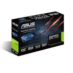 Asus GeForce GTX750 TI OC 2GB GDDR5