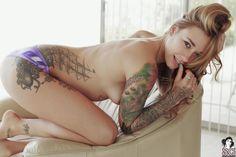 LillianRose #tattoos #sexytattoofriday #inked #tattooedgirls #Pinup #ink #Tattooed