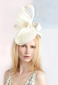 Jane Taylor Millinery - Bridal. #passion4hats