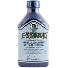 Essiac Essiac Liquid 300ml: Amazon.co.uk: Health & Personal Care