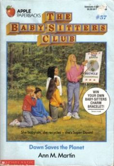 80's stuff - The Babysitters Club Books I have quite a few of these; just waiting for my daughter to be old enough to read them herself.