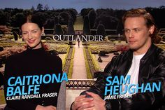 EXCLUSIVE VIDEO: We Asked The Stars Of 'Outlander' About All That French Kissing… | Decider | Where To Stream Movies & Shows on Netflix, Hulu, Amazon Instant, HBO Go
