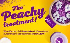 Win a luxury SPA treatment worth £300! Peachy is delighted to treat its customers the best possible way. For that we have chosen the Qhotels Group and their Spa package as a CHRISTMAS PRESENT to give it out to one of our beloved customers. With 25 spa hotels located throughout the UK, the choice is incredible regardless of where you live in the country.