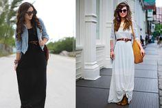 outfit vestido negro informal - Buscar con Google