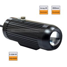 CCTV 5 90Degree Adjustable Focus 3000mW Surveillance IR Illuminator LED Array 850nm 5 50M-in CCTV Accessories from Security & Protection on Aliexpress.com | Alibaba Group
