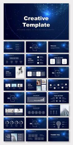 Complete Business Analysis Presentation Template blue Business data charts PowerPoint template 4 in Big Data Technology PowerPoint template Multipurpose Creative PowerPoint Template Presentation Slides Design, Design Presentation, Business Presentation Templates, Slide Design, Keynote Design, Web Design, Magazine Ideas, Infographic Powerpoint, Powerpoint Design Templates
