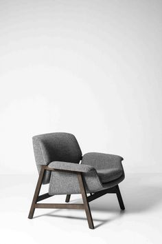 Gianfranco Frattini; #849 Armchair for Cassina, 1956.
