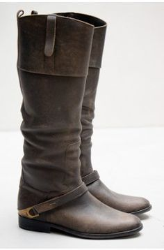 Looooove these boots. Rule!  Golden Goose at HEIST