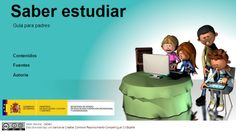 http://descargas.pntic.mec.es/cedec/saber_estudiar/index.html. Orientacions per a les famílies per ajudar a estudiar als seus fills.