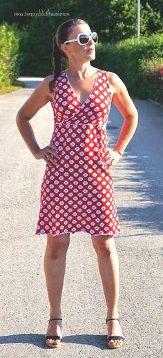 8 gratis kjole mønstre du vil elske Sy bloggen