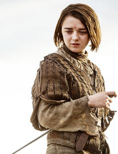 Arya Stark Gotta love this one.