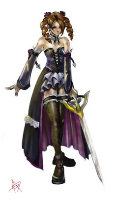 Amy Sorel (Soul Calibur)