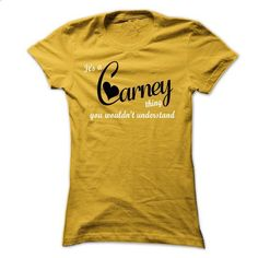 Its a Carney thing - #estampadas sweatshirt #sweater coat. I WANT THIS => https://www.sunfrog.com/Names/Its-a-Carney-thing-Yellow-Ladies.html?68278