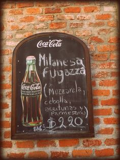 Colonia del Sacramento - Uruguay  For my family who knows what a Milanesa is...makes your mouth water, doesn't it?