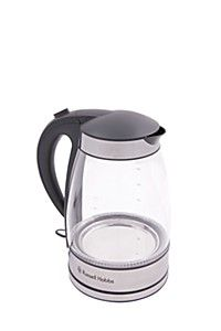 RUSSELL HOBBS GLASS KETTLE