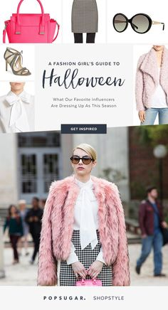The Fashion Girl's Guide to Halloween  Chanel Oberlin from Scream Queens