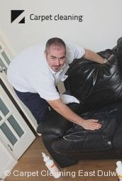 East Dulwich SE22 Leather Sofa Cleaning