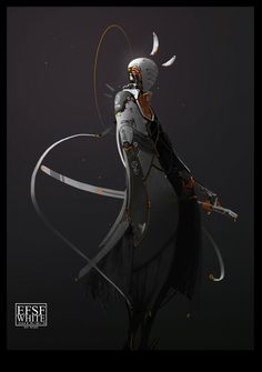 ArtStation - rabbit, by T X More robots here.