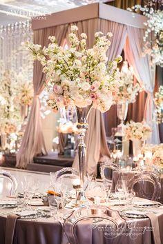 Stunning Cherry Blossom Wedding At The Four Seasons Hotel - Rachel A. Clingen Wedding Design and Decor