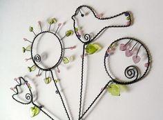 garden/flower pot stakes