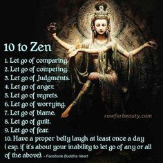 10 To Zen happy life happiness positive emotions lifestyle mental health confidence zen self love self improvement self care affirmations self help emotional health daily affirmations mantras
