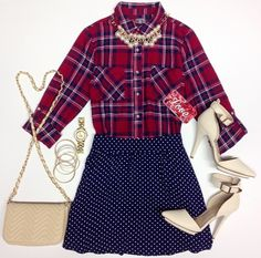 Charlotte Russe cute outfit