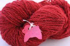 Makin it Up: How I Soften Red Heart Yarn!