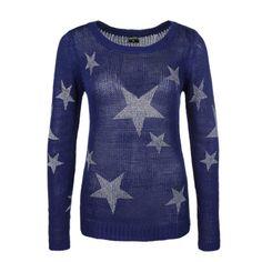 Sublevel - Pullover mit Sternen | FASHION5