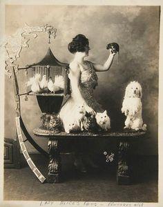 Lady Alice's Pets by Moody Studio, c. 1920