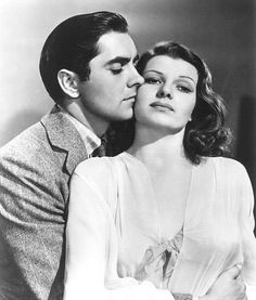 Tyrone Power and Rita Hayworth in Blood and Sand (1941)
