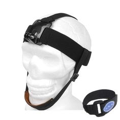 #gadget #hot DETAILS: Fully #adjustable to fit all sizes, the Head Strap is compatible with all GoPro cameras and great for keeping the footage clear while you s...
