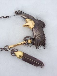 Silver Accessories, Bald Eagle, Jewels, Amazing, Inspiration, Necklaces, Art, Biblical Inspiration, Gemstones