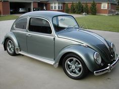 1965 Custom VW Beetle � Body-Off Restoration in 2009 � Show ...