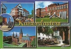 Kaiserslautern, Germany- Home for now!