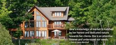 Muskoka Real Estate | Waterfront Cottages for Sale in Muskoka | Jane Tideman Real Estate