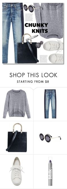 """""""Untitled #3269"""" by svijetlana ❤ liked on Polyvore featuring Citizens of Humanity and Santoni"""