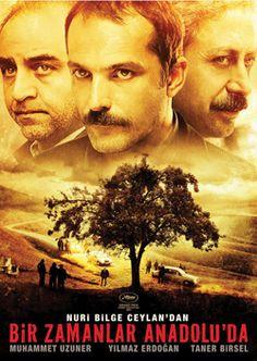 Once Upon a Time in Anatolia (Turkish: Bir Zamanlar Anadolu'da) is a 2011 Turkish drama film, co-written and directed by Nuri Bilge Ceylan Hd Movies, Film Movie, Movies Online, Movies And Tv Shows, Movies Free, Once Upon A Time, Film Writer, Foreign Movies, Film Base