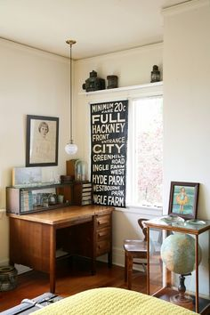 Design Sponge - A True Cabinet of Curiosities in Canada Victoria BC