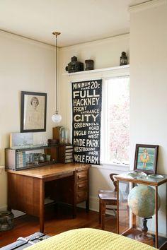Design Sponge - A True Cabinet of Curiosities in Canada Victoria BC