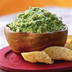 Ready-to-Serve Tailgating Recipes: Guacamole