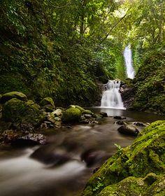 Kabigan Falls, Pagudpud, Ilocos Norte, Philippines From Travel + Leisure
