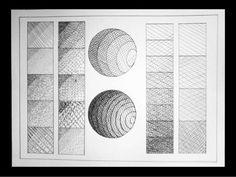 Resultado de imagen para texturas degradadas a lapiz